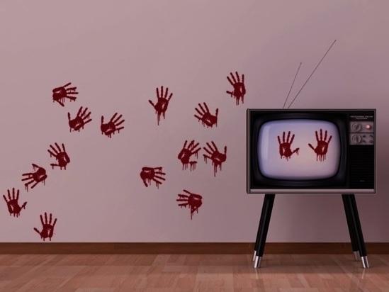 bloody tv