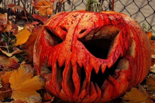 Bloody-Pumpkin